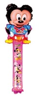 Free Shipping 20PCS/Lot Promotion Gift&Toys Mickey  Cartoon Clapper Stick Balloons Size 60CMX17CM