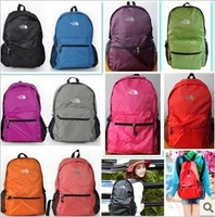 Free shipping/Super light unsex backpack 23L waterproof travel bag foldable portative backpack men/lady's bagBP46