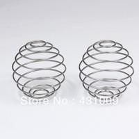2pcsX 18-8 Stainless steel Blender Mixing Wire Whisk Ball For sport shaker bottle blender power bottle