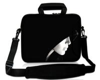 Flower  for ipad 1 2 3 4  laptop bag sleeve for tablet 10 inch protective case handbag waterproof shockproof