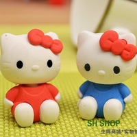8816 Free Shipping Cartoon Eraser/ Novelty Eraser/Hello Kitty Eraser/ cute stationery /korea stationery