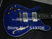 Bule Anniversary Left Handed  Custom Electric Guitar Wholesale New Arrival Wholesale