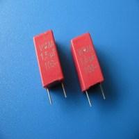 original new 100%WIMA 1.5u100v capacitance (pitch 5MM) 100V1.5UF capacitor 155