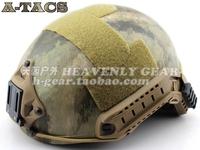 Fast helmet ballistic helmet tactical helmet a-tacs Camouflage