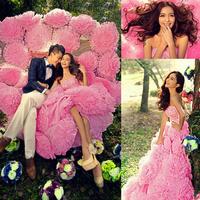2013 clothes wedding dress lovers theme wedding y38