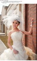 2012 bride wedding formal dress fashion tube top princess classic