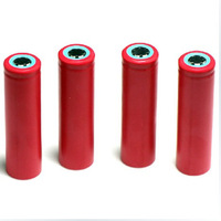4PCS/lot Original Sanyo 18650 2600mAh Li-ion Rechargeable Battery