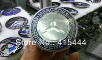 4pcs/set Car Wheel Center Caps Emblem, Hub Cap Badge For Mercedes Benz AMG Cars, Free Shipping