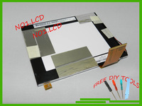 Wholesale Original AUO 7 inch A070SN01 V3 V.3 LCD display with touch screen panel free shipping