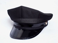 FREE SHIPPING Octagon Yacht Captain Skipper Sailor Boat Police Sheriff Hat Cap Party Costume
