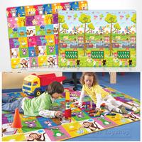 New! Baby Play Mat Family Picnic Carpet for Children Educational Toys Baby Blanket 200*160cm