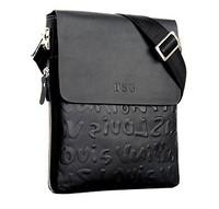 Vintage men backpack desisgn /faux crazy horse men leather shouler bags