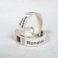 Free shipping Supplies souvenir real madrid c line bracelet hand ring