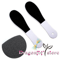 3Pcs Foot Callus Brush Pedicure Scrub Pumice Stones Exfoliate Care Tool Dead Plastic Skin Rub Feet Free Shipping