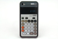 Free shipping (10 pieces/lot) Calculator skin, Special case cover for Apple iPhone 4s/iPhone 4, Wholesale