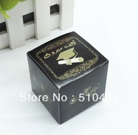 Free shipping .5*5*5cm black Graduation ceremony box.graduation gift box (HIGH quanlity)