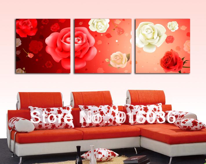 온라인 구매 도매 붉은 색 페인트가 장미 중국에서 붉은 색 ...