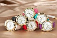 Free shipping 2013 new items fashion belt watches automatic watch