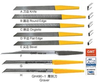 engraving knife,graver max knife ,3.5/pc,$28 /set, 8 pcs a set