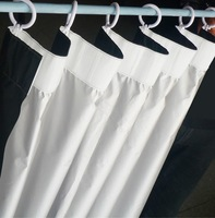 Advanced eco-friendly single face silver window curtain sun-shading waterproof silver