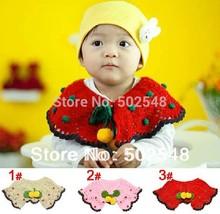 popular flower crochet scarf