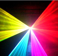 1W RGB laser 1000mw ILDA DJ PARTY CLUB LIGHTING 20kpps