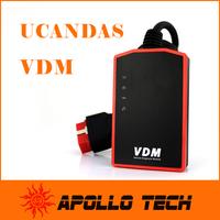 New Arrival Genuine OBDII Vehicle Diagnostic Moudle UCANDAS VDM WIFI Automotive Diagnosis System Universal Car Wholesale