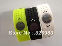 20pcs/lot Free Shipping Fashion Energy Power Silicone Wristband Bracelets perforated Evolution silicone bands wristband