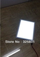 Free shipping  EL Backlight sheet A6 size white on/white off with mini DC12V waterproof inverter +AC adaptor (5pcs/ lot)