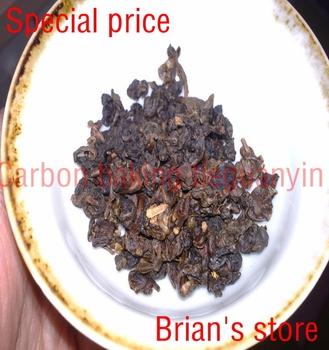 Slight luzhou-flavor tieguanyin tea health benefits to raise see beauty fragrant fine carbon roasting tieguanyin tea free ship