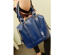 2013 hot selling Free/ drop shipping PU fashion LG18  women handbag shoulder bag and women  messenger bags and tote bags