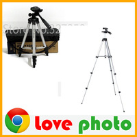 WEIFENG WT3110A, Tripod With 3-Way HeadTripod for Nikon D7000 D80 D90 D3100 DSLR Sony NEX-5N Canon 650D 60D 600D WT-3110A