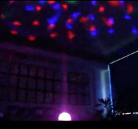 LED RAINBOW COLOR STAGE LIGHT PARTY DJ DANCE WEDDING SHOW