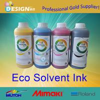 Outdoor printing ink Roland Mimaki ink eco solvent