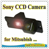 SONY CCD Sensor Special Car Rear View Reverse backup Camera rearview reversing for Mitsubishi Pajero V3 V6 V8 Zinger