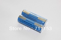 5pcs UltraFire 14500 3.6v 1200 Rechargeable Li-ion Battery with tabs