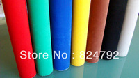 Hot-selling pvc velvet stickers thickening flock printing wallpaper jewelry box reflective black
