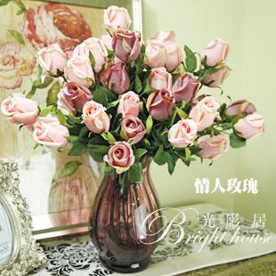 Online kopen wholesale paars glazen vaas uit china paars glazen vaas groothandel - Klassieke chique decoratie ...