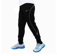 Classic hot-selling men's football trousers professional training pants leg sports pants
