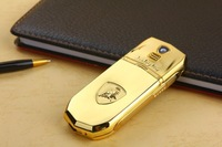 Q9 personalized mini mobile phone ultra-thin metal shell dual sim dual standby ultra long standby limited edition