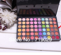 Z-308 Free Shipping 96 Color Eye Shadow Coastal Scents Makeup Lot Cosmetics The Palette Of  The Shadows Brand Beauty Products