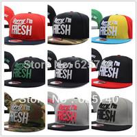 sorry i 'm fresh hats snapback hot sale free shipping wholesale brand hip hop baseball caps new style fashion popular