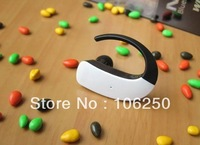 Free shipping White/Black T820 Bluetooth V2.1 Version Bluetooth Headset Wireless earphone