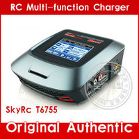Skyrc charger T6755 charger color LCD touch screen lipo balancer charger battery meter motor RPM tester servo tester