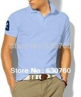2013 New Mens T Shirt the most popular clothes Mens  T Shirt Men's Short Sleeve T Shirt slim fit ,men shirt Free shipping