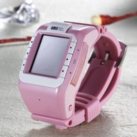 Hot Sale 2013 personality male women's iwatch intelligent inveted watch mobile phone yami n388 qq child  Free Shipping