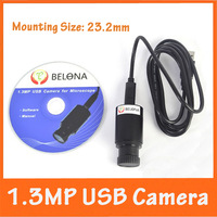 1.3MP USB Digital Electronic Camera Eyepiece for Biological Microscope with Measurement Scale for XP System Computer or Laptop