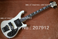 2013 new arrival RICK 4003 Bass guitar in light cream colour Chinaese guitar factory free shipping cheap price