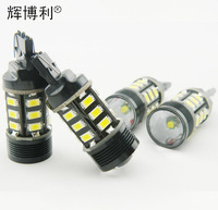 VW Golf 6, GTI CREE 12W dual decoding spotlight astigmatism lens LED rogue Reversing lights,Free shipping