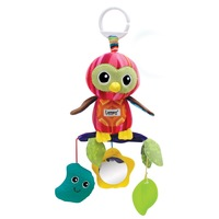 Lamaze bed hanging car hanging bb device owl